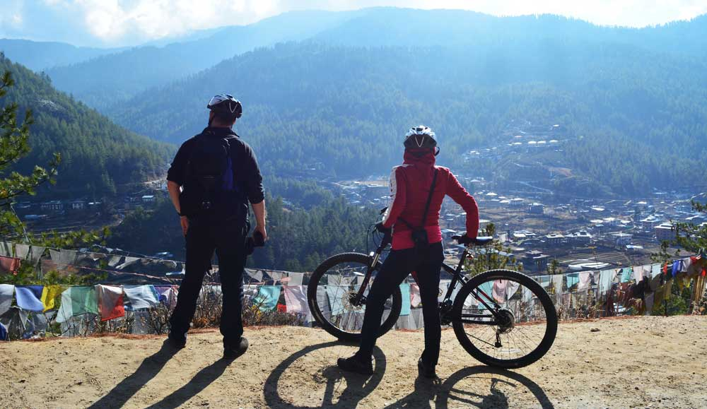 Cycling Tours in Bhutan