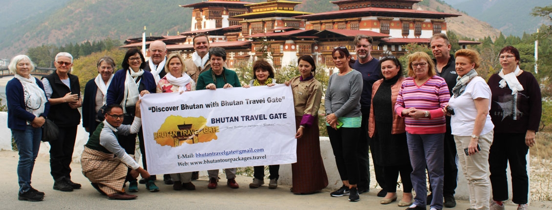 German-Group-Bhutan-Travel-Gate