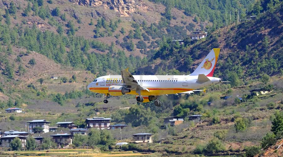 Getting-to-bhutan