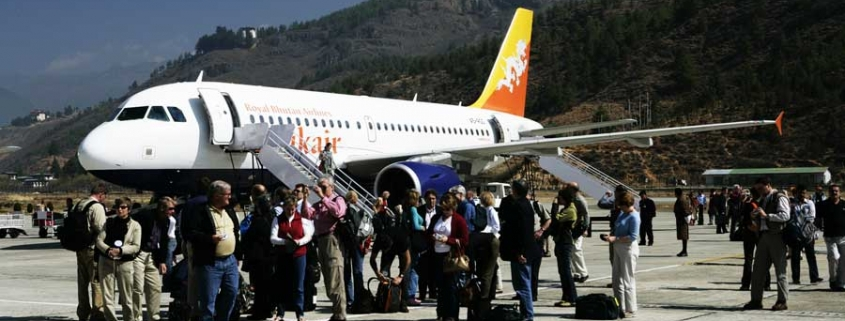 Travel to Bhutan from USA