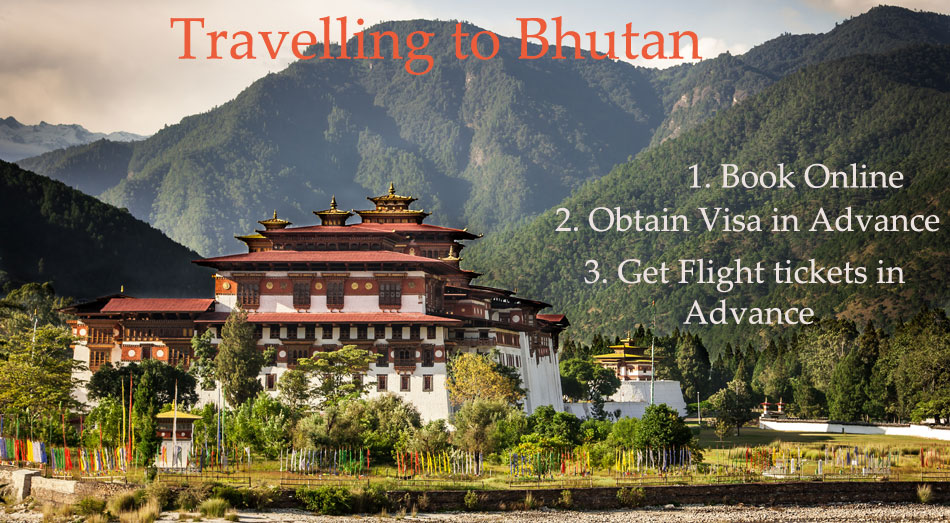 Travelling-to-Bhutan-2019-Step-by-Step-Road-map-for-Travel-to-Bhutan