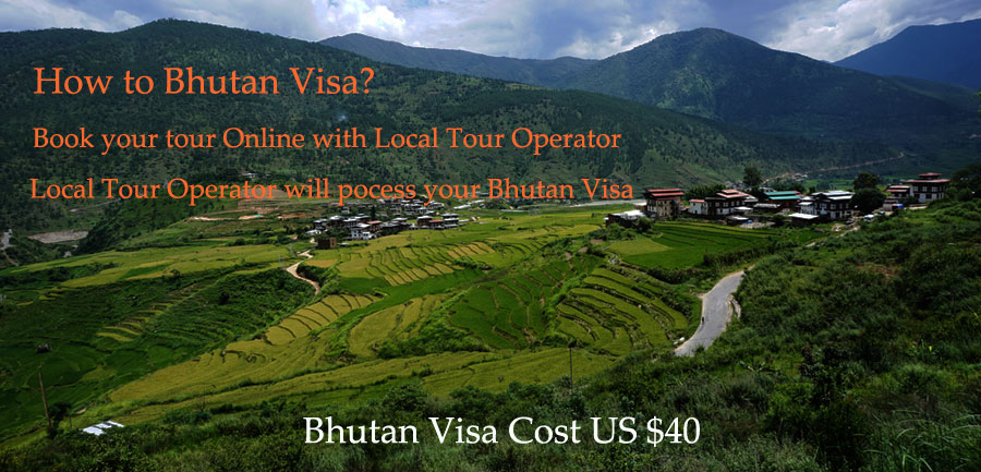 travelling-into-Bhutan-needs-to-get-a-Bhutan-visa